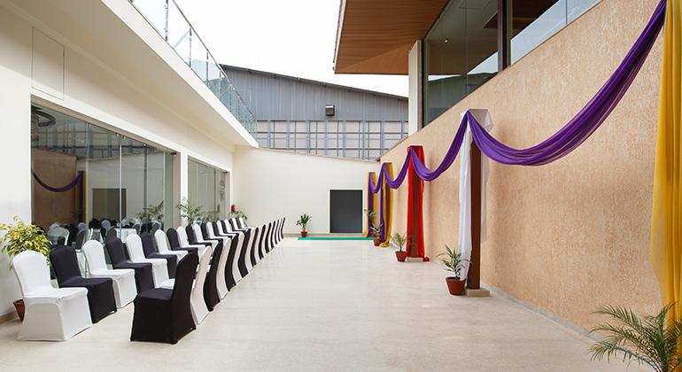 Sanima Hall